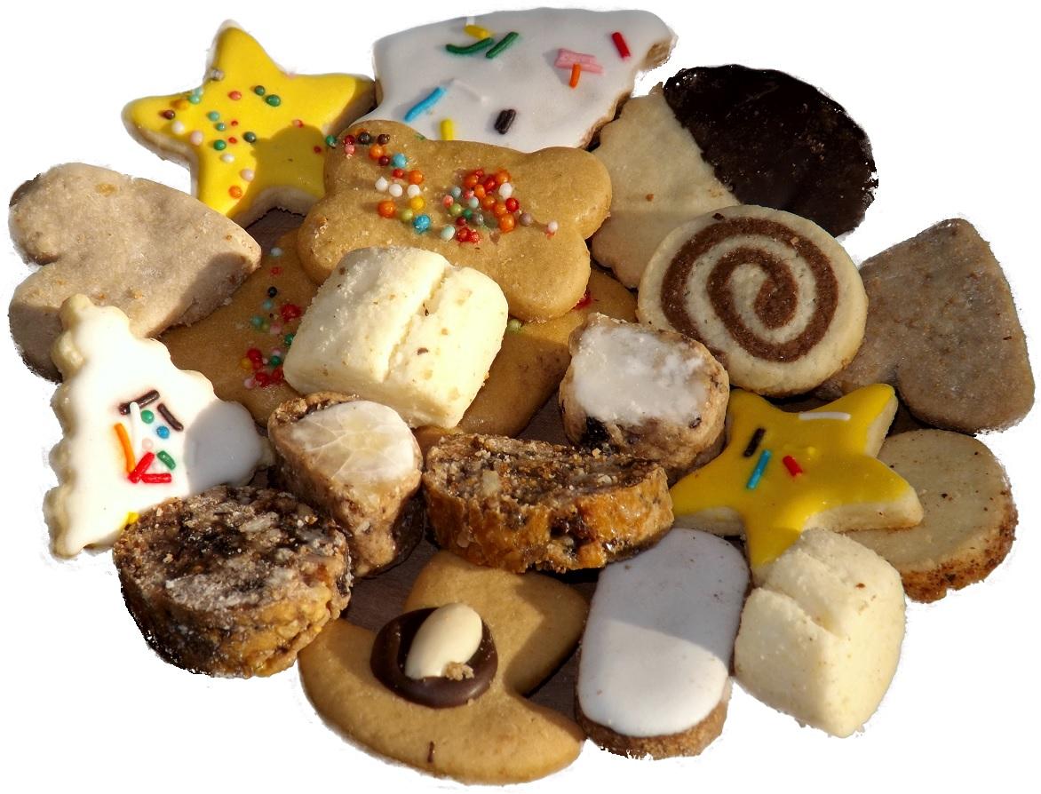 Resultado de imagen de galletas navideñas
